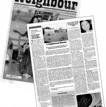 In the News: KCC Neighbour Newspaper