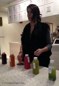 Carissa, Exective Director of Commodity Juicery