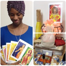 Chakra Goddess Cards Make an Impact